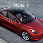 Model3グレードによる違い