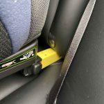 テスラモデル3チャイルドシート取り付け時の注意点