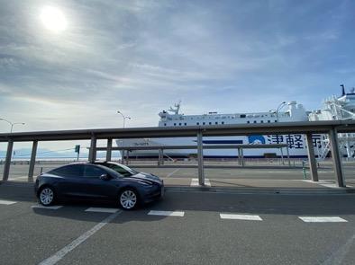 モデル3 SR+遠出#11 函館・ニセコ#1